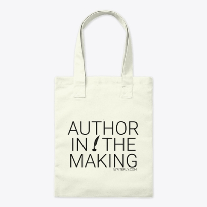 Author in the Making Tote Bag