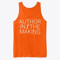 Author in the Making Men's Tank Top